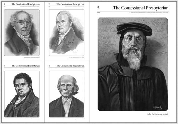 The Confessional Presbyterian, vols. 1-5